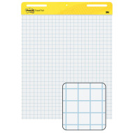 "Post-It® Graph Paper Easel Pad, 20"" x 30"""