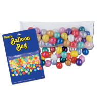 Balloon Drop Bag with 100 Balloons