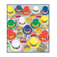Happy New Year Assortment Easy Pack For 50