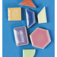 Geometric Tiles, 1-lb.  (bag of 130)