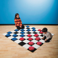 Jumbo Foam Checker Board