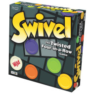 Swivel Four in a Row Game