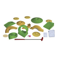 Starting Time Pro 9-Hole Mini Golf Set