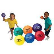 "Gator Skin® 5"" Dodgeball Junior (set of 6)"