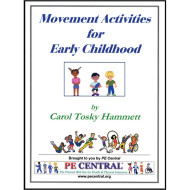 Movement Activities for Early Childhood Book