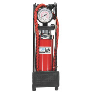 Foot Pump with Gauge