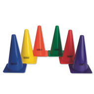 "Spectrum™ Cones, 12""  (set of 6)"