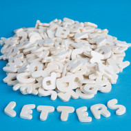Wooden Letters  (set of 300)