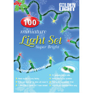 100-Light Add-A-Light Set, Multicolor