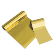 "Golden Foil Roll, 4-1/2"" x 20"