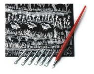 Scratch-Art® Scratch Knives Tool Set (set of 7)
