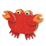 Carl the Crab Craft Kit (makes 48)
