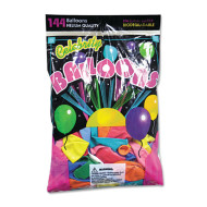 Latex Balloons (pack of 144)