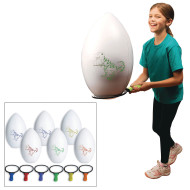 Spectrum™ Dino Egg and Spoon Set (set of 6)