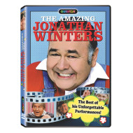 The Amazing Jonathan Winters DVD