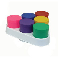 Roundabout Tray with Storage Containers