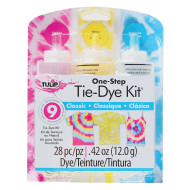 One-Step Classic Tie-Dye Kit