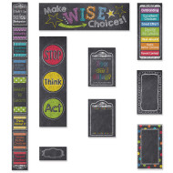 Chalk It Up Behavior Clip Chart (set of 21)