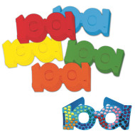 100 Day Paper Glasses (pack of 25)