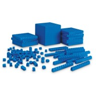 Interlocking Base Ten, Starter Set