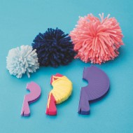 Pom Pom Makers Kit (set of 3)