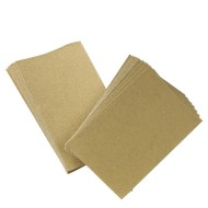 Fine Grain Sandpaper  (pack of 12)