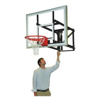 "Adjustable Height Wall-Mounted Shooting Station, 60""W"