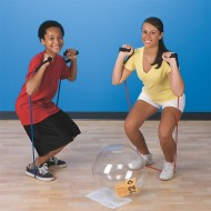 ExerBall™ Resistance Tubing Junior Station Pack