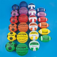 Spectrum™ Lite Junior Size Sports Ball Pack (pack of 24)