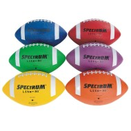 Spectrum™ Lite-80™ Intermediate Football Pack (set of 6)