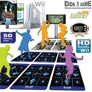 Wii™ DDR Super Group Fitness Pack