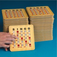 Bingo Cards & Supplies
