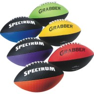 Spectrum™ Grabber Footballs (set of 6)