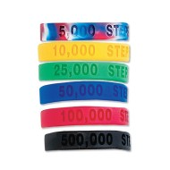 Pedometer Award Bracelets (set of 24)