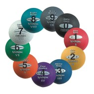 "8-1/2"" Spectrum™ 5-in-1 Playground Balls  (set of 10)"