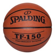 Spalding® TF-150 Rubber Basketball