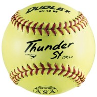 "Dudley® ASA Thunder Fast Pitch Softball 12"" SY12RF"