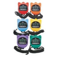 Spectrum™ Economy Stopwatch  (set of 6)