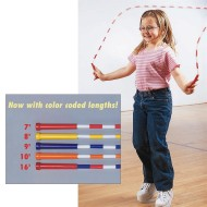 Beaded Jump Ropes-7 FT