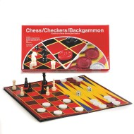 Chess/Checkers/Backgammon Game