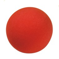 "6"" Uncoated Foam Ball"