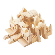 Table Top Building Blocks (set of 87)