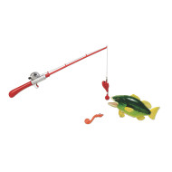 Catch of the Day Real Action Fishing Toy