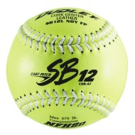 "Dudley® NFHS Fast Pitch Softball 12"" SB12LND"