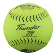 "Dudley® Thunder Heat USSSA Slow Pitch Softball 12"" ZN12RF"