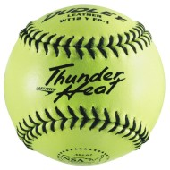 "Dudley® Thunder NSA Fast Pitch Softball 12"" WT12Y"