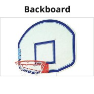 Replacement Backboard for W8245