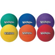"8-1/2"" Spectrum™ Playground Balls (set of 6)"