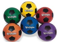Spectrum™ Rubber Soccer Ball, Size 5