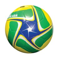 Mikasa® SCE Competitive Play Soccer Ball, Size 5 Green (Brazil)